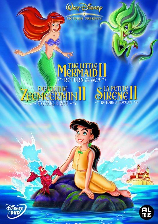 De Kleine Zeemeermin (The Little Mermaid) 2: Return To The Sea
