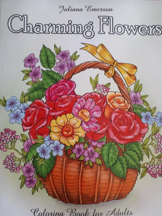Afbeelding van Charming Flowers - Juliana Emerson