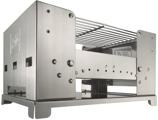 Esbit Houtskoolbarbecue - 30,5x23x18 cm