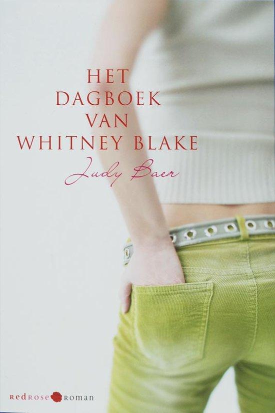 Het dagboek van Whitney Blake