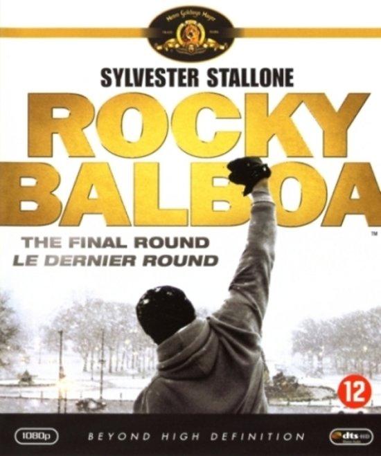 Cover van de film 'Rocky Balboa'