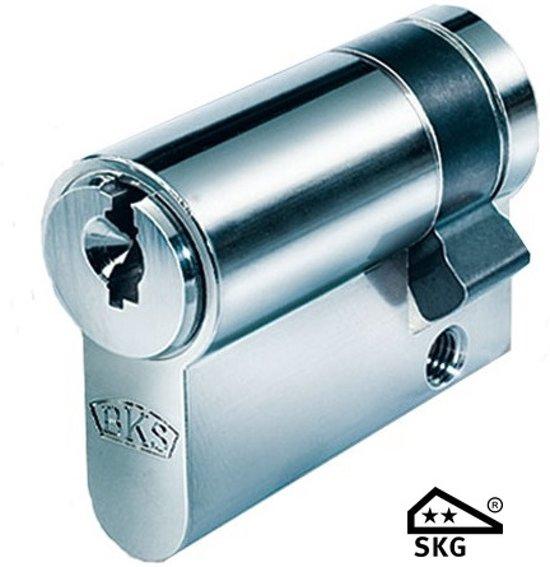BKS halve cilinder 55/10 SKG **