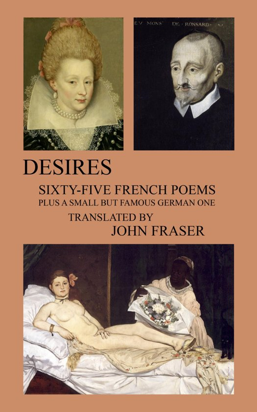 Bol Com Desires Sixty Five French Poems Plus A Small But Famous