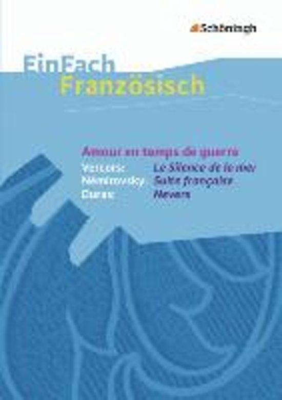 EinFach Französisch Textausgaben. Textausgaben für die Schulpraxis