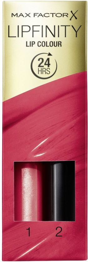 Max Factor Lipfinity Essential - 320 Red Coral - Lipgloss