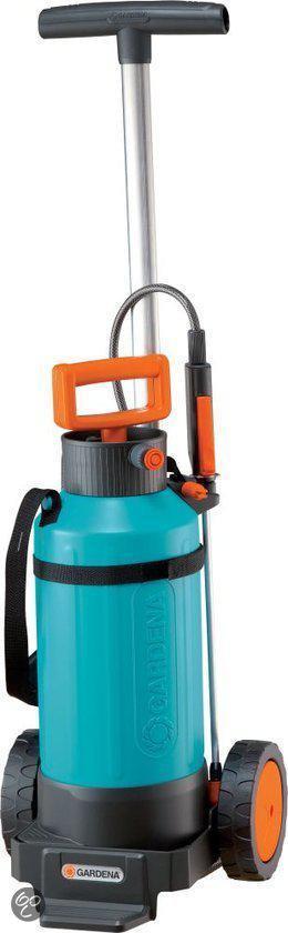 Genoeg bol.com | GARDENA Classic drukspuit - 5 Liter met trolley DK42