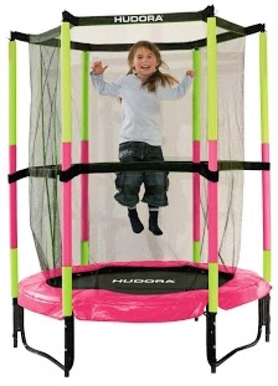 65609 Sicherheitstrampolin Jump In 140 Farbe: Pink
