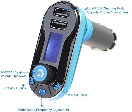 Verbazingwekkend bol.com   MMOBIEL 5 in 1 Draadloze Bluetooth Carkit/MP3 speler NU-61