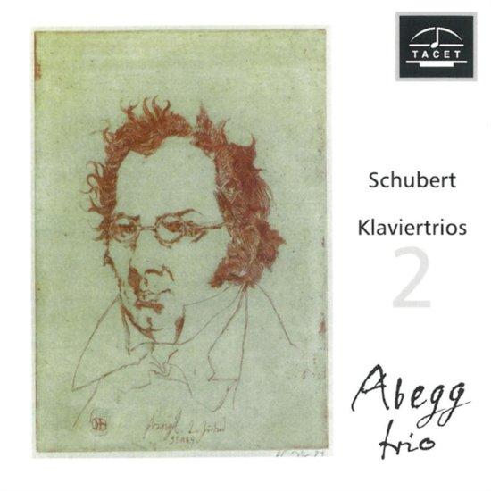 Schubert Klaviertrios Vol. 2