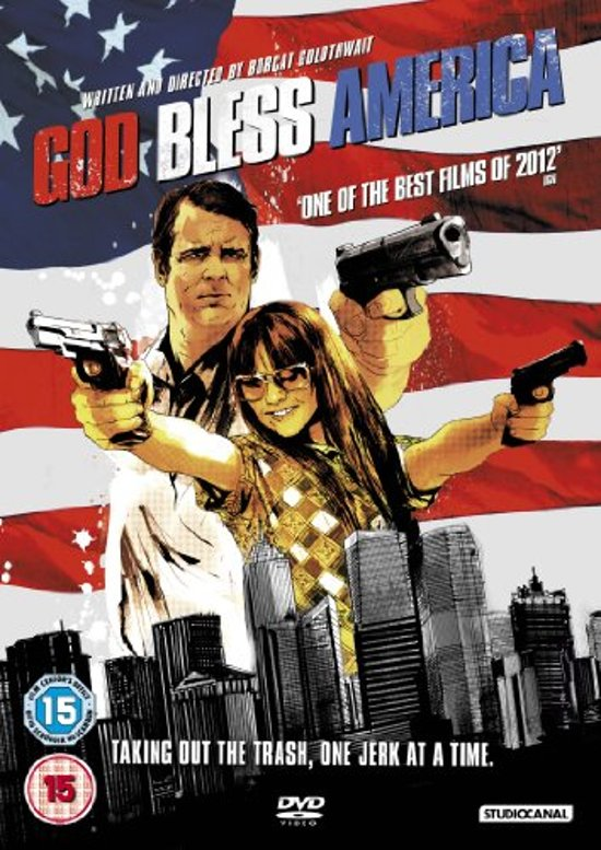 God Bless America Dvd
