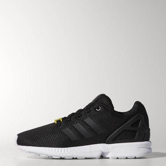 96b2ffcaf9e adidas ZX Flux K M21294 - schoenen-sneakers - Unisex - zwart/zwart -