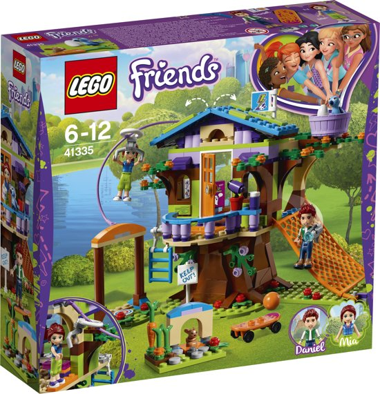 LEGO Friends Mia's Boomhut - 41335