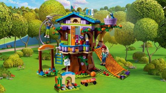Geliefde bol.com | LEGO Friends Mia's Boomhut - 41335, LEGO | Speelgoed @YQ93