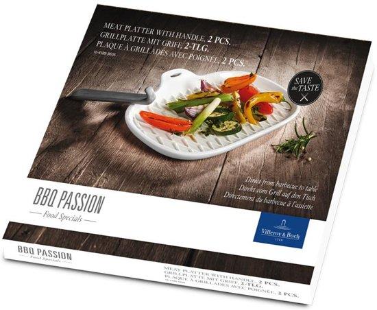 Villeroy & Boch BBQ Passion Serveerschaal 28 x 21 cm