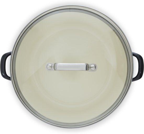 BK Emaille Soeppan à 28 cm