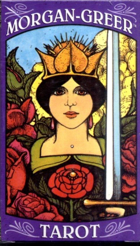 Afbeelding van Morgan-Greer Tarot Deck