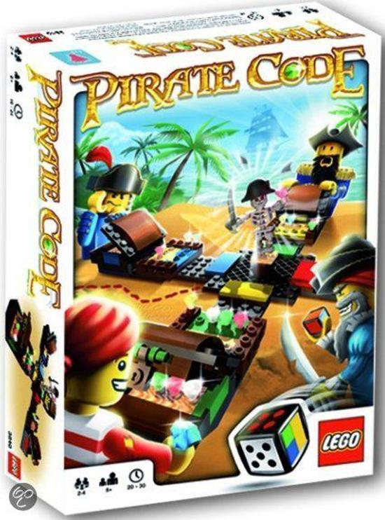 Bolcom Lego Spiele Pirate Code 3840 3840 Lego Speelgoed