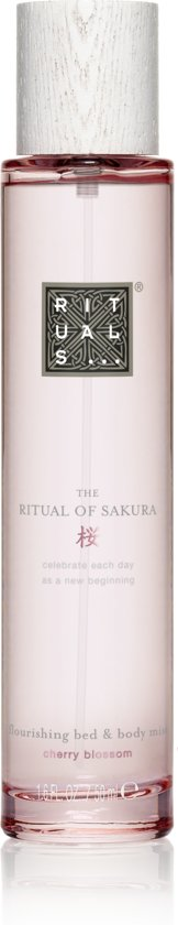 RITUALS The Ritual of Sakura Hair & Body Mist Damesparfum - 50ml