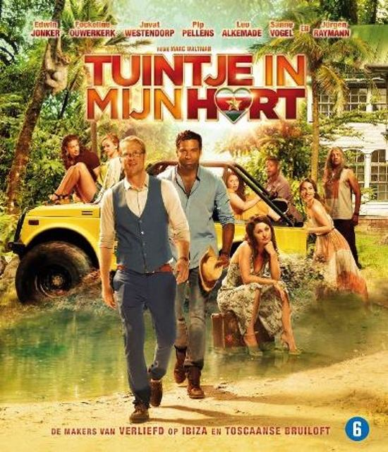 Tuintje in mijn Hart (Blu-ray)
