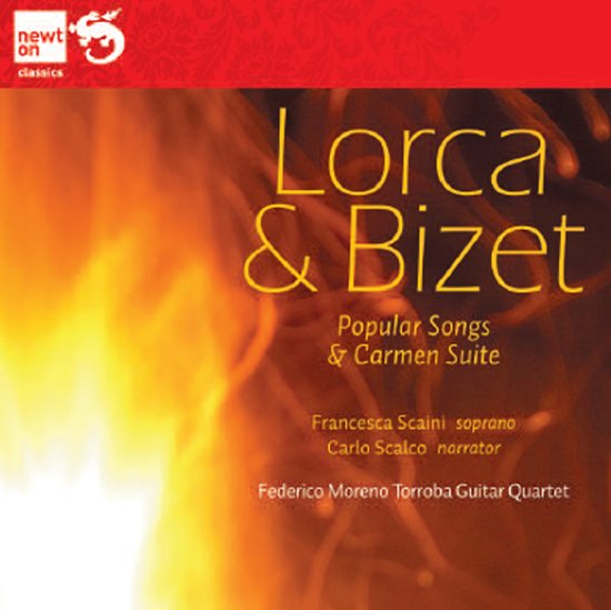Lorca & Bizet; Popular Songs