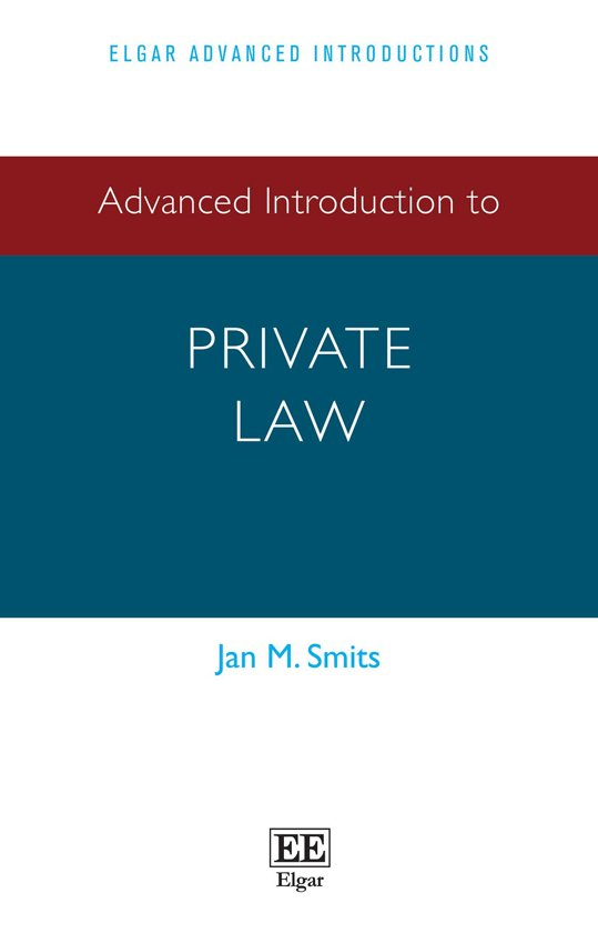 Advanced Introduction to Private Law