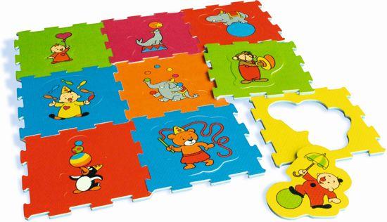 Afbeelding van Bumba foam mat - Speelmat speelgoed