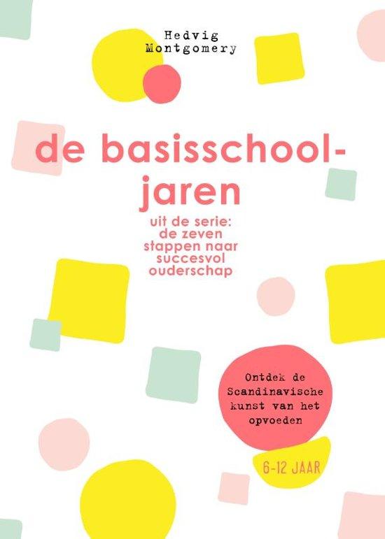 Boek cover De basisschooljaren van Hedvig Montgomery (Hardcover)