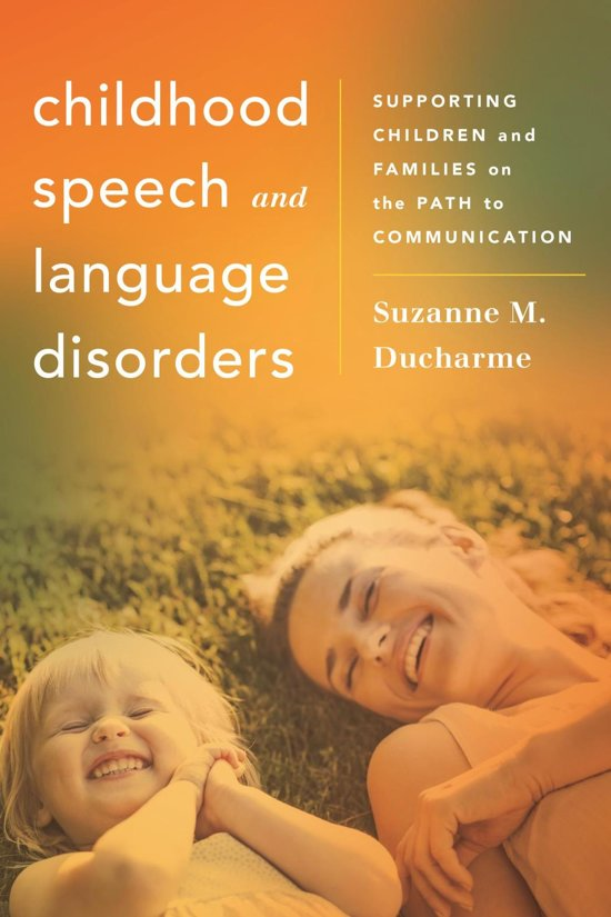support childrens speech language and communication