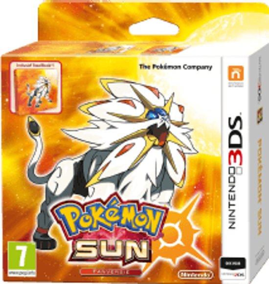 Pokemon Sun Steelcase Edition - 2DS + 3DS - UK versie kopen