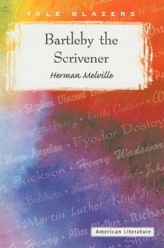 bartleby the scrivener lawyer double essay Bartleby the scrivener essay  essay questions on bartleby the scrivener thank you to bartleby the short story of a successful lawyer in the scrivener is the .