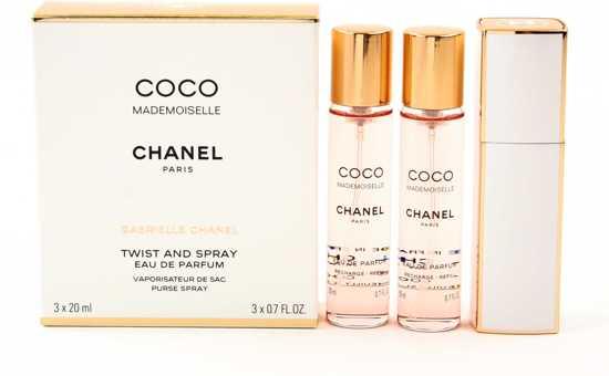 Chanel Coco Mademoiselle Geschenkset Eau de Parfum - 3 delig c85c24dace