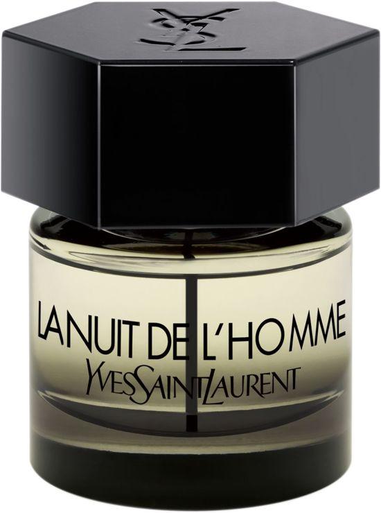 Yves Saint Laurent - La Nuit de L'Homme - 60 ml - Eau de toilette