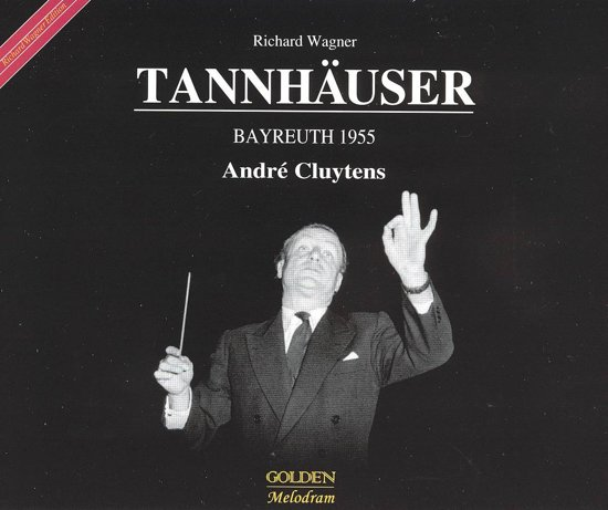 Tannhauser-Bayreuth 1955