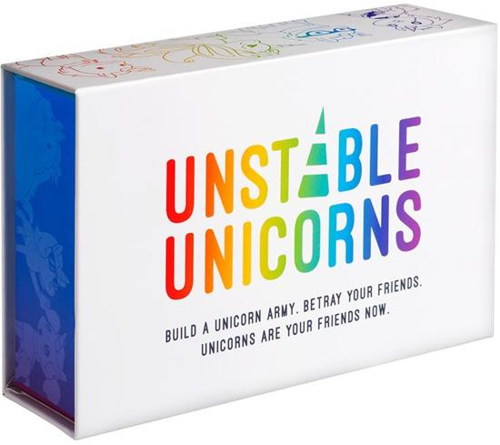 Unstable Unicorns - Engelstalig Kaartspel