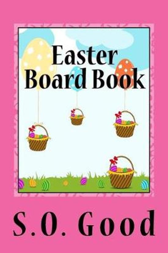 Easter Board Book