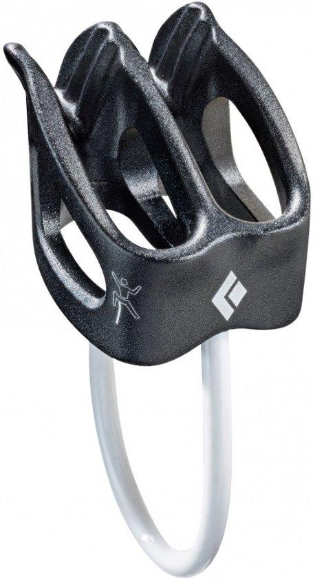 Black Diamond ATC XP zekerapparaat voor diverse touwsoorten Zwart