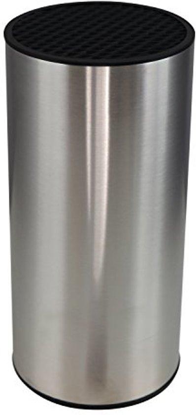 Messenblok RVS Coninx Steelio - RVS messenhouder zonder messen