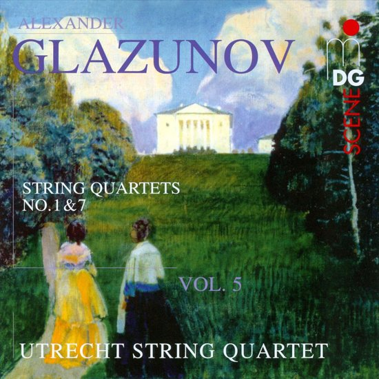 Complete String Quartets Vol5: No1