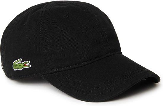 Lacoste Basic Cap - Unisex - zwart
