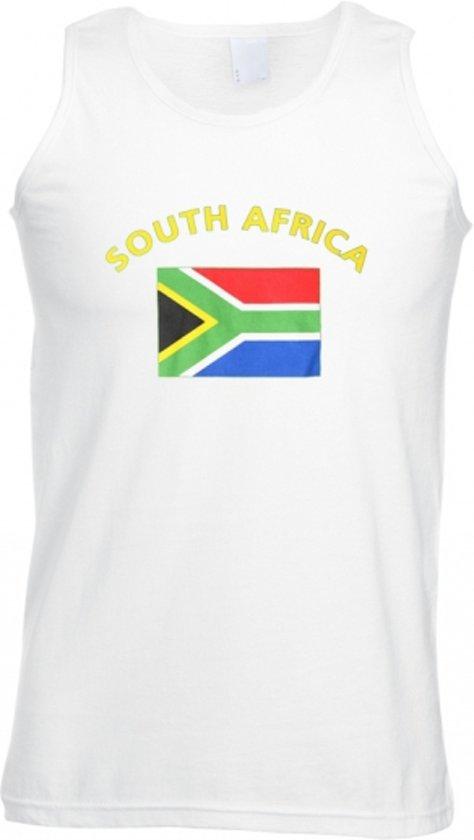 Zuid Afrika tanktop heren 2xl