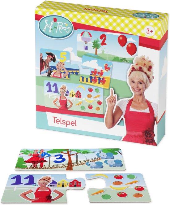 Juf Roos Telspel 1tot12