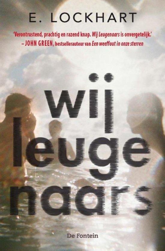 Boek cover Wij leugenaars van E. Lockhart (Onbekend)