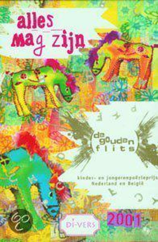 Cover van het boek 'Alles mag zijn'