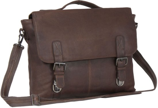 Chesterfield Jack 0277 Laptoptas Brown