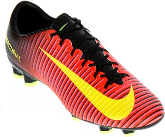 buy popular f75c3 acecd Nike Mercurial Veloce III FG Voetbalschoenen - Maat 44 - Mannen - roodgeel