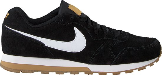 Maat Nike 39 Zwart Heren Sneakers Men Runner Md 2 AU0qA