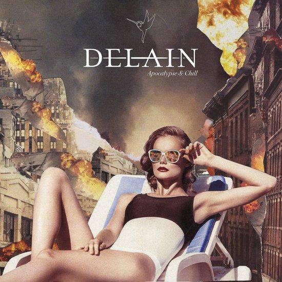 CD cover van Apocalypse & Chill van Delain