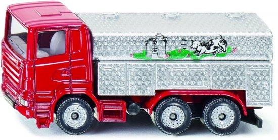 Siku Melk Verzamelwagen - Rood
