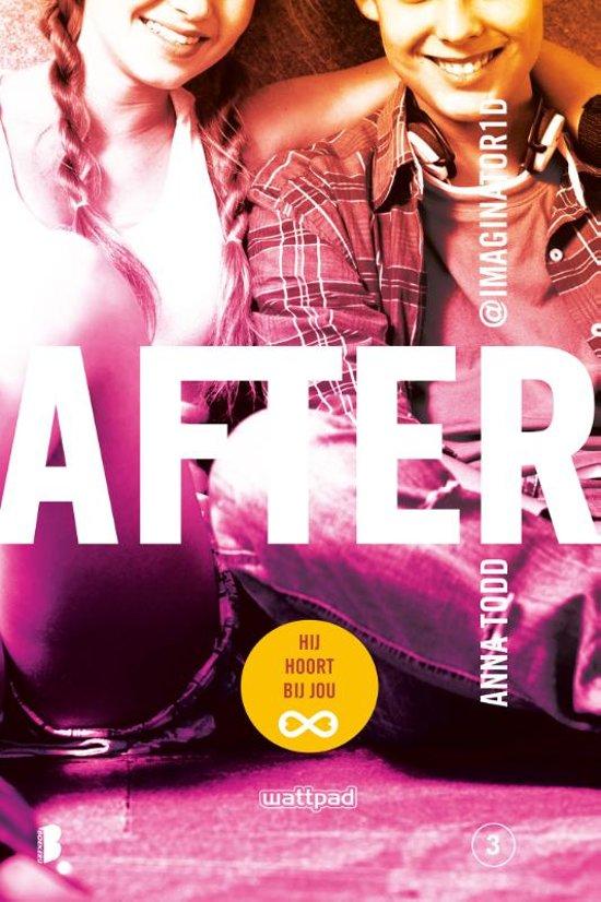 Afbeelding van After - After 3: Hij hoort bij jou