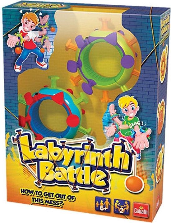 Afbeelding van het spel Labyrinth Battle